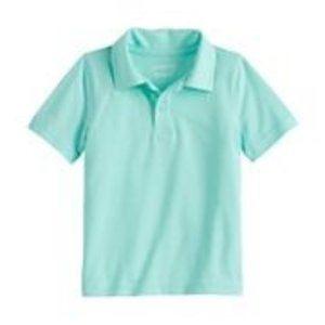 🧸NWT Baby Boy Solid Polo Shirt